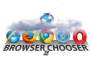 Browser Chooser 2 Logo